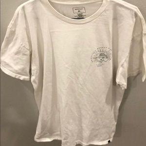 Quicksilver tee shirt